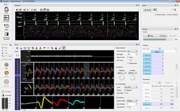 Synapse Suite | Tucker-Davis Technologies