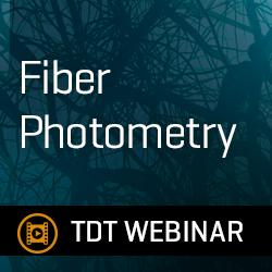 Fiber Photometry Webinar  TDT Events